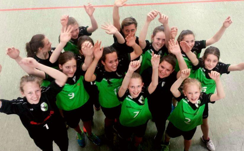 wC erreicht die zweite Runde in der Landesliga Quali!