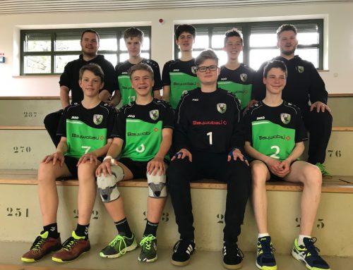 männliche B-Jugend für BOL qualifiziert