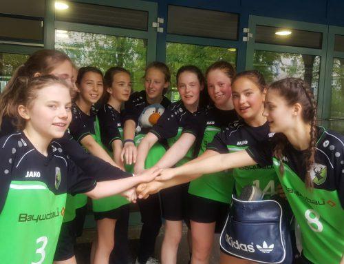 Sensationeller Turniersieg der weiblichen C-Jugend in der 1.Runde und somit Einzug in die Landesliga-Quali!